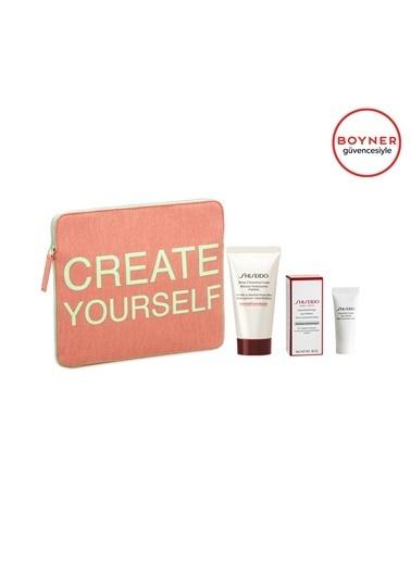 Shiseido Shiseido Create Yourself 3'lü Cilt Bakım Seti Renkli